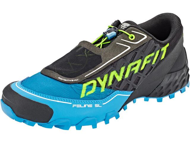Dynafit Feline SL Zapatillas Hombre, negro/azul